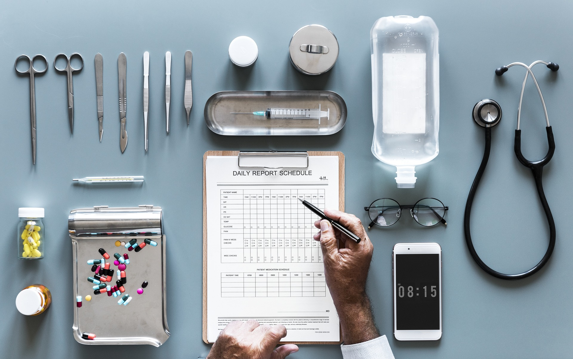 checklist-3222079_1920_Suche_Medizin