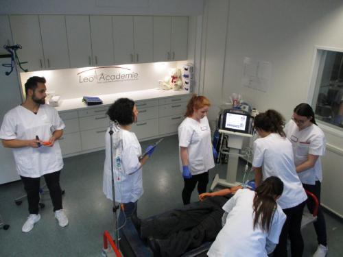 ACLS Provider 06.-07.02.2020 Fachweiterbildung Intensiv- und Anästhesiepflege Gruppe 2