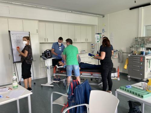 ACLS Haßberg-Kliniken 29.06.-30.06.2021